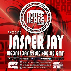 JASPER JAY - THE 3 AMIGOS - MIDWEEK SESSIONS - HOUSEHEADS RADIO - 08.02.17