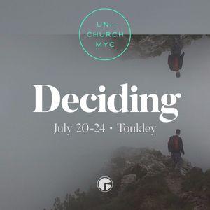 "MYC2016 Talk #4 ""My Life in God"""