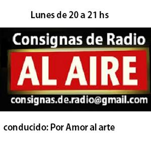 CONSIGNAS DE RADIO 10-07-17 en RADIO LEXIA