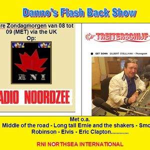 RNI   Radio NOORDZEE Internationaal / Flash Back Show danno deejee 27 - 03-2016