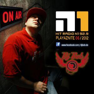*2Pac Tribute! N1 PlayazNite @Hit Radio N1 by DJ Bob   DeeJay Bob 06/2012
