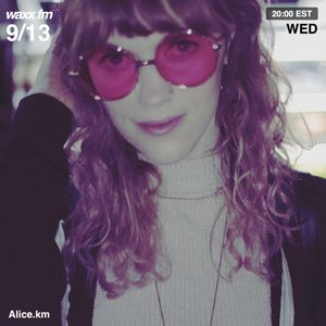 Alice.km on @WAXXFM - 09/13/17