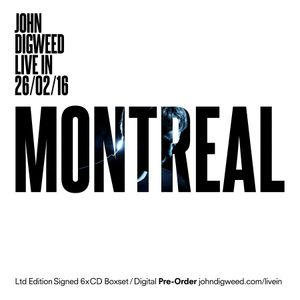Live in Montreal - CDs 1, 2 and 3 Mini Mix