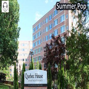 Summer Pop @ The Quebec House
