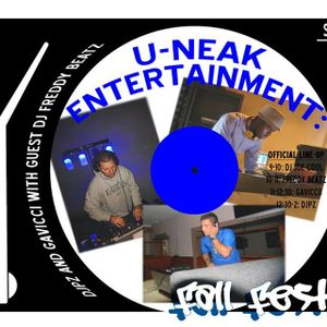 Freddy Mixcloud Session #98 (U-Neak Entertainment Special)