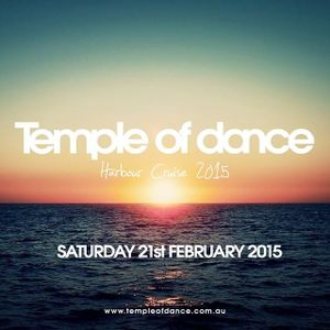 OUTSOURCE - Live Set Recorded at TEMPLE OF DANCE (Sydney Harbour Cruise) 21-2-2015