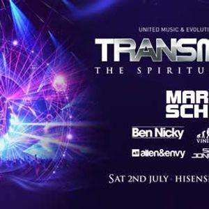 Ben Nicky @ Transmission The Spiritual Gateway (Melbourne) 02 07