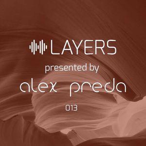LAYERS by Alex Preda - 013 Sezer Uysal Guestmix