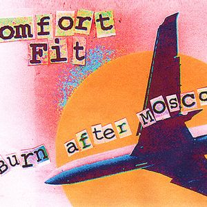 Comfort Fit - Burn_ After Moscow