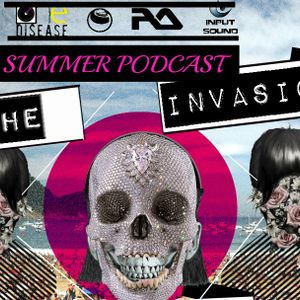 SUMMER (THE INVASION)  PODCAST-2014  Mix by Ale.C (EC)