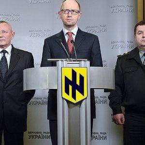 Bankfather Yatsenyuk - A Ukrainian Coup ~Outer Limits~ IDES OF MARACH MATRYOSHKA EDITION