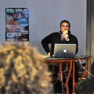 Conférence Sonore // Les débuts du hip hop à NYC // Florent Mazzoleni