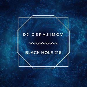 DJ GERASIMOV - BLACK HOLE 2016