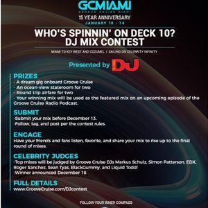 Groove Cruise Miami 2019 DJ Contest Mix: ZOYA-Trance