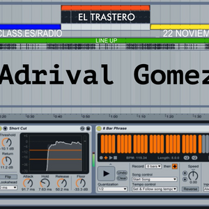 Adrival Gomez Monthly session for storage room 22.11.15 Com.Class Records FREE DOWNLOAD