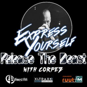 Express Yourself pres. Release The Beast with Corpéz on XLTRAX ESTONIA 16.01.2014 www.xltrax.ee
