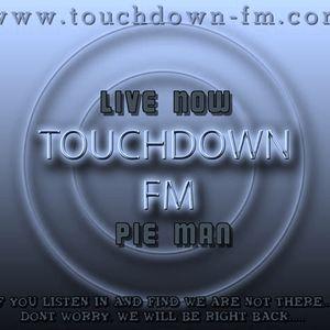 DJ PIEMAN (FANTAZIA CREW) LIVE RADIO SHOW SAT 22-3-14 8PM TILL 10PM ON www.touchdown-fm.co.uk