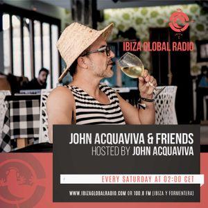 John Acquaviva & Friends #010 on Ibiza Global Radio