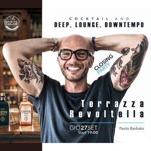 Paolo Barbato at Terrazza Revoltella 27.09.18