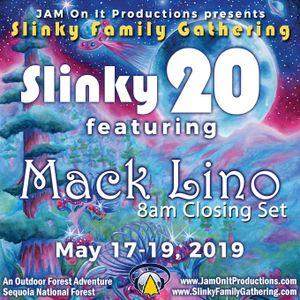 Mack Lino - Live at Slinky 20 - 8am Closing Set, May 19, 2019