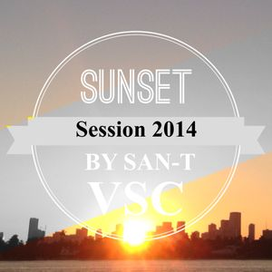 SUNSET SESSION 2014 by SAN-T