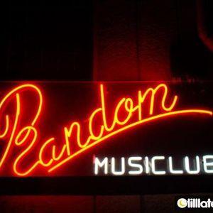 QUI RADIO IN..RANDOM !  12/3/12