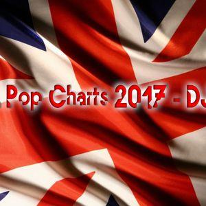 U.K. Pop Charts 2017 - DJ Jani