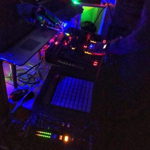 Garave Rave Live (1, Tech to TechHouse) - DottorK