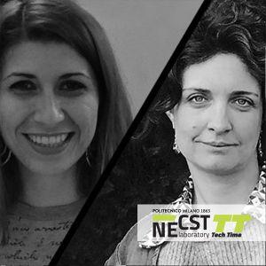 NECST Tech Time II, 14 – NECSTCamp: Silvia Danna & Debora Vivenzi –14/02/2019
