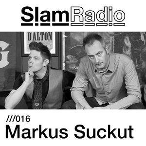 Markus Suckut - Slam Radio 016 - 17-01-2013