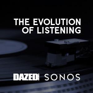 Dazed X Sonos Evolution Of Music 2