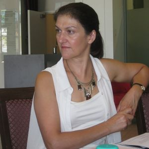 Barbara Baker Richards - Dealing with Self-Doubt 31 May, 2015