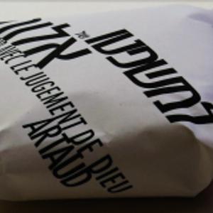 Radioart106 #121 Antonin Artaud - Pour en finir avec le jugement de dieu (2019-10-12)