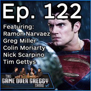Ramon Narvaez (Special Guest) - The GameOverGreggy Show Ep. 122