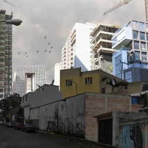 Socio-spatial processes in Mexico City. Academic views and citizen perceptions