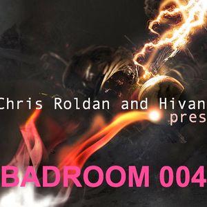 Chris Roldan and Hivani pres. Badroom #004