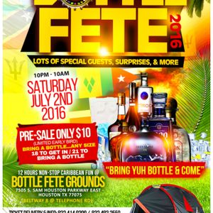 DJJUNKY - SOCAPASSION BOTTLE FETE PROMO MIXTAPE 2K16