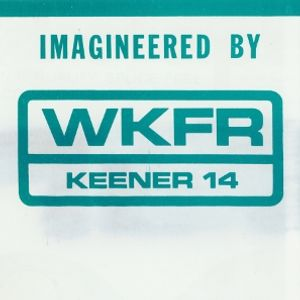"WKFR AM 1400 Battle Creek MI =>> Top-30 ""Keener 14"" Robin Scott <<= March/April 1972"