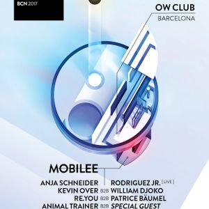 Re.You b2b Patrice Bäumel - Mobilee at OW Club - Barcelona - June 2017
