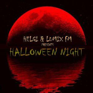 Helgi - Lumix FM Halloween Night