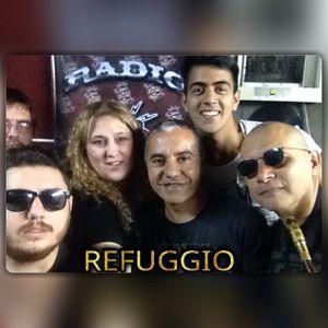 Cual es tu Rock? PROG 09122016 El MOTIVO, REFUGIO Y METHAGONIA