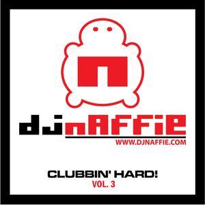 DJ nAffie - Clubbin' Hard volume 3 [2007]