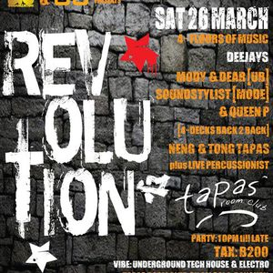 Revolution 2 Part 1