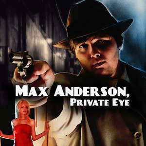 Johnny Rod-Max Anderson Private Eye-Lovetron TV