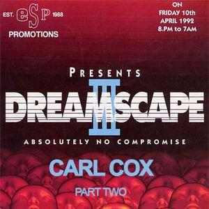 Carl Cox Live @ Dreamscape 3 1992 Part 2