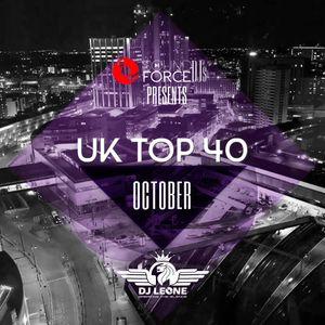 DJ Leone - October UK Top40 Podcast
