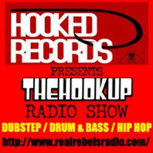 DJ MUSKUT ft. KULEZ & DJ SLAUKA (THE HOOK UP SHOW 30.04.2011 @ REEL REBELS RADIO)