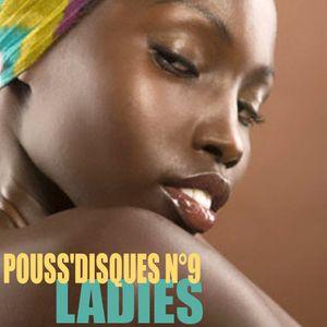 Pouss'Disques N°9 - Ladies
