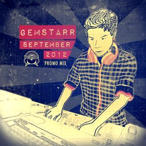 DJ GemStarr - September 2012 Promo Mix