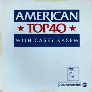 American Top 40 with Casey Kasem - November 7th 1981 by